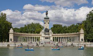 turismo niños madrid
