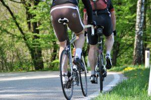 ruta bici casa campo